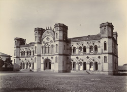 [The High School, Junagadh.]